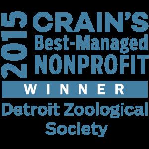 2015 Crain's Best-Managed Non-Profit Winner Logo